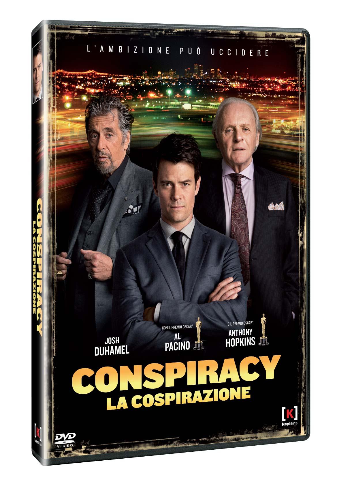CONSPIRACY - LA COSPIRAZIONE (DVD)
