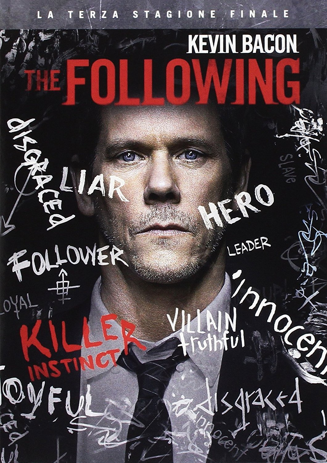 COF.THE FOLLOWING - STAGIONE 03 (4 DVD) (DVD)