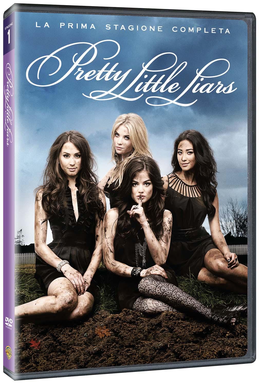 COF.PRETTY LITTLE LIARS - STAGIONE 01 (5 DVD) (DVD)