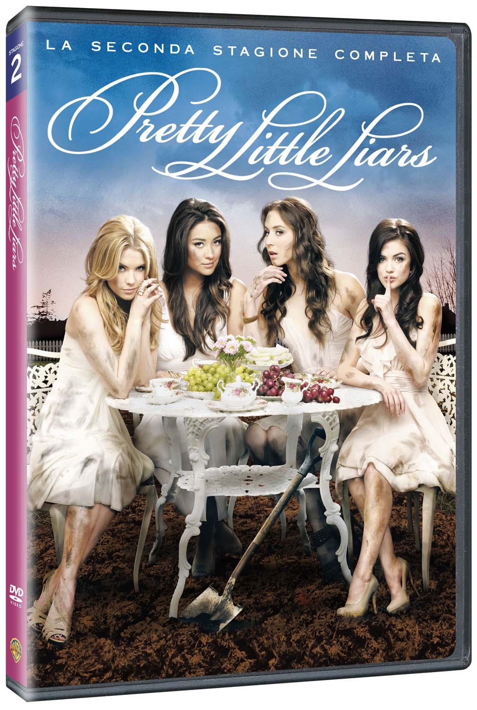 COF.PRETTY LITTLE LIARS - STAGIONE 02 (6 DVD) (DVD)