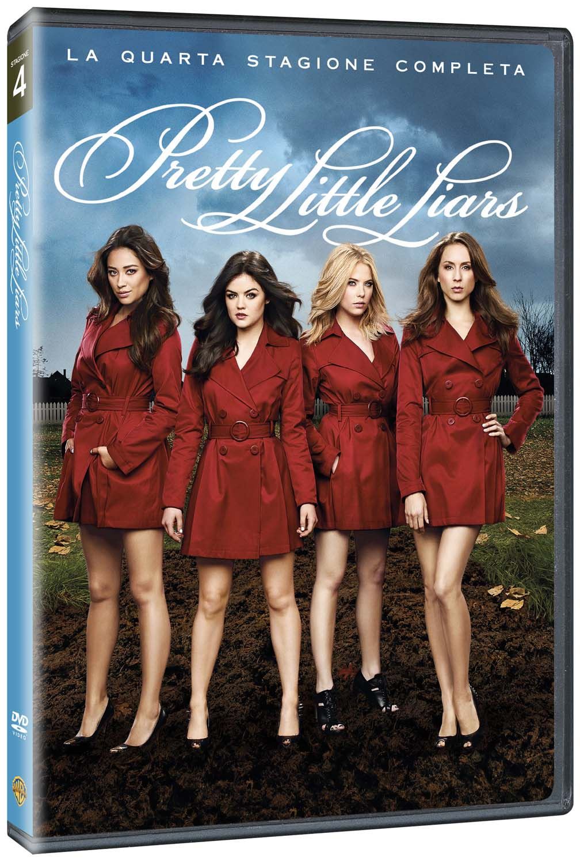 COF.PRETTY LITTLE LIARS - STAGIONE 04 (5 DVD) (DVD)