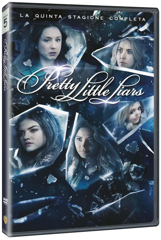 COF.PRETTY LITTLE LIARS - STAGIONE 05 (6 DVD) (DVD)