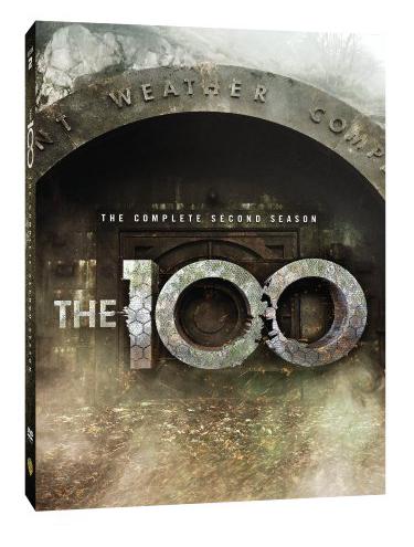 COF.THE 100 - STAGIONE 02 (4 DVD) (DVD)