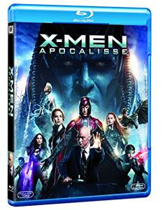 X-MEN - APOCALISSE (BLU-RAY)