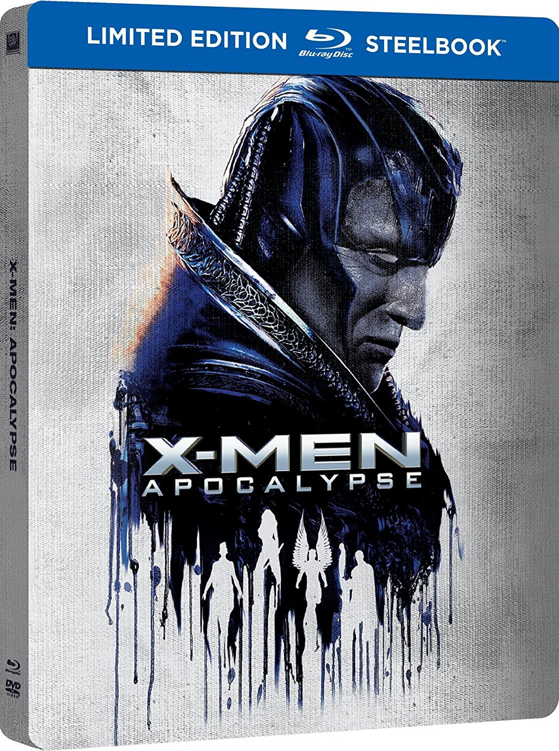 X-MEN - APOCALISSE (STEELBOOK) (BLU-RAY)