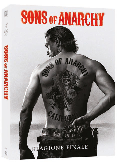 COF.SONS OF ANARCHY - STAGIONE 07 (5 DVD) (DVD)