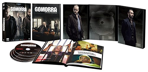 COF.GOMORRA - STAGIONE 02 (LTD) (4 DVD+PHOTOBOOK) (DVD)