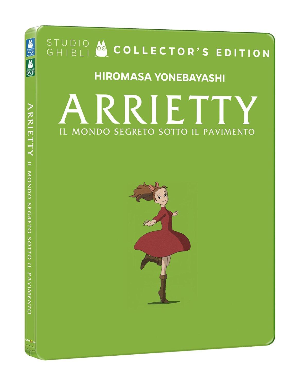ARRIETTY - IL MONDO SEGRETO SOTTO IL PAVIMENTO (LTD STEELBOOK) (
