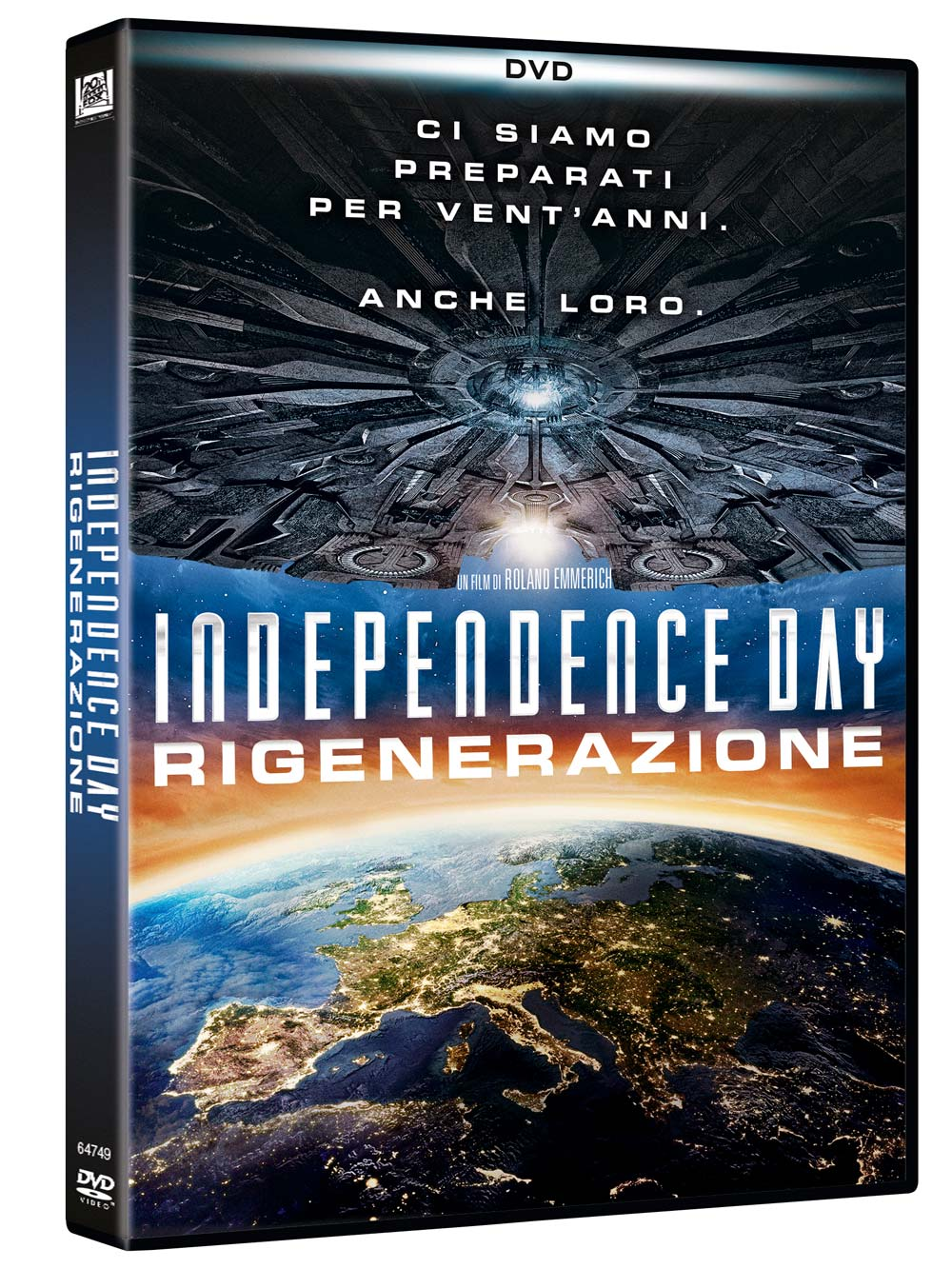 INDEPENDENCE DAY - RIGENERAZIONE (DVD)