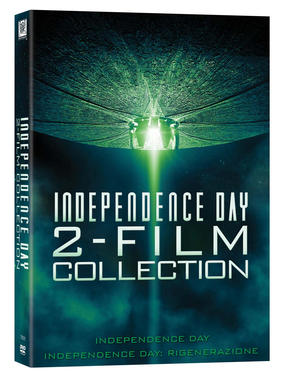 COF.INDEPENDENCE DAY (1996) / INDEPENDENCE DAY - RIGENERAZIONE (