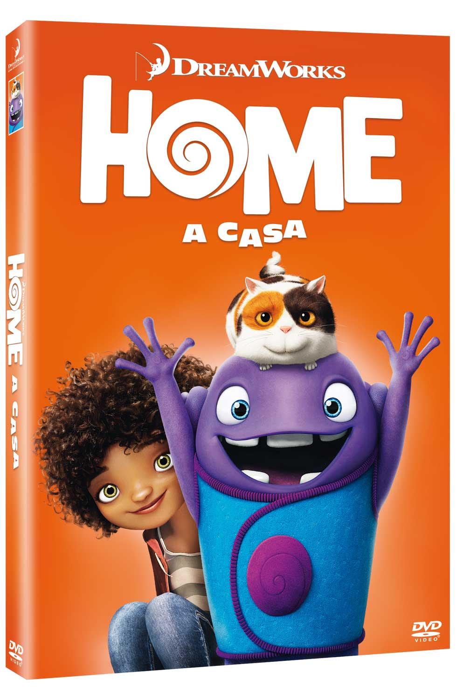 HOME - A CASA (FUNTASTIC EDITION) (DVD)