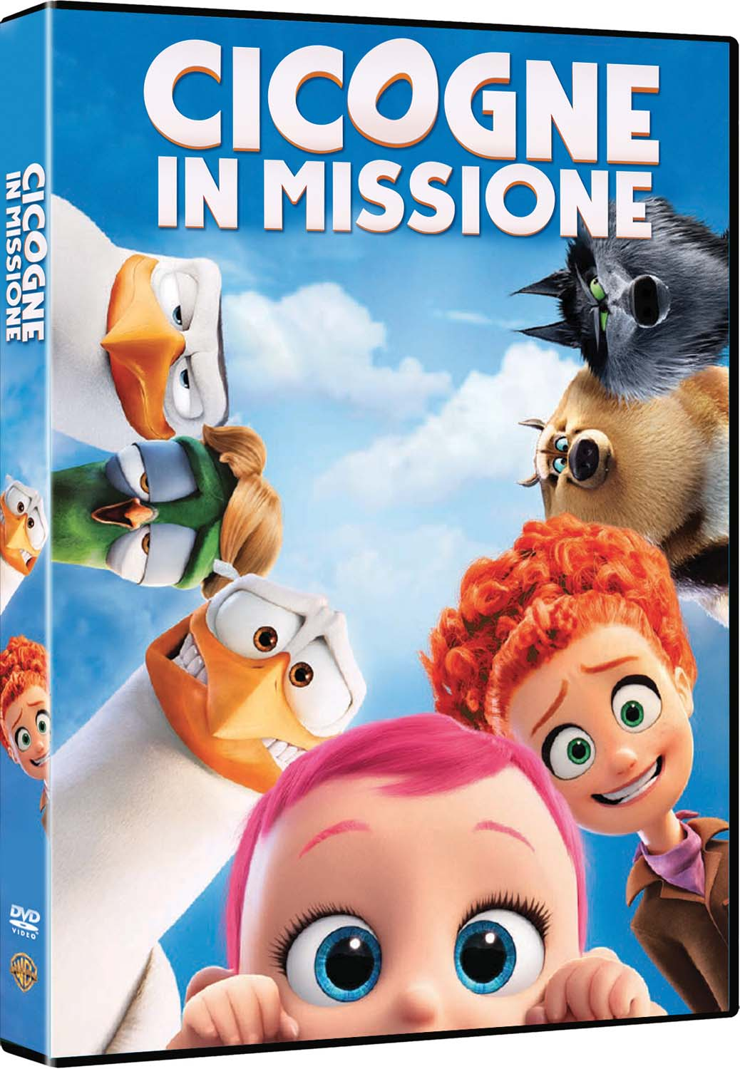 CICOGNE IN MISSIONE (DVD)