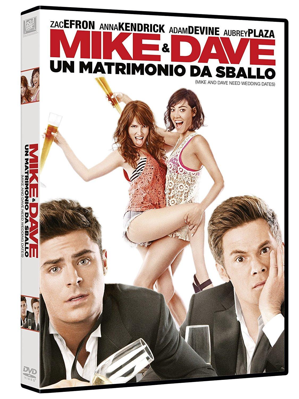 MIKE & DAVE - UN MATRIMONIO DA SBALLO (DVD)