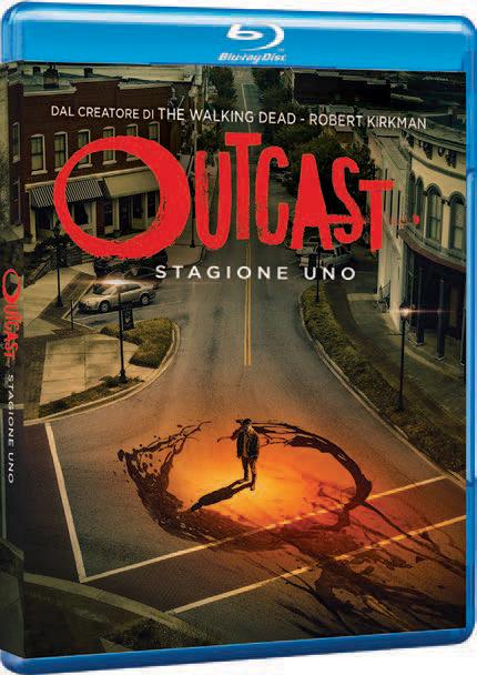 COF.OUTCAST - STAGIONE 01 (3 BLU-RAY)