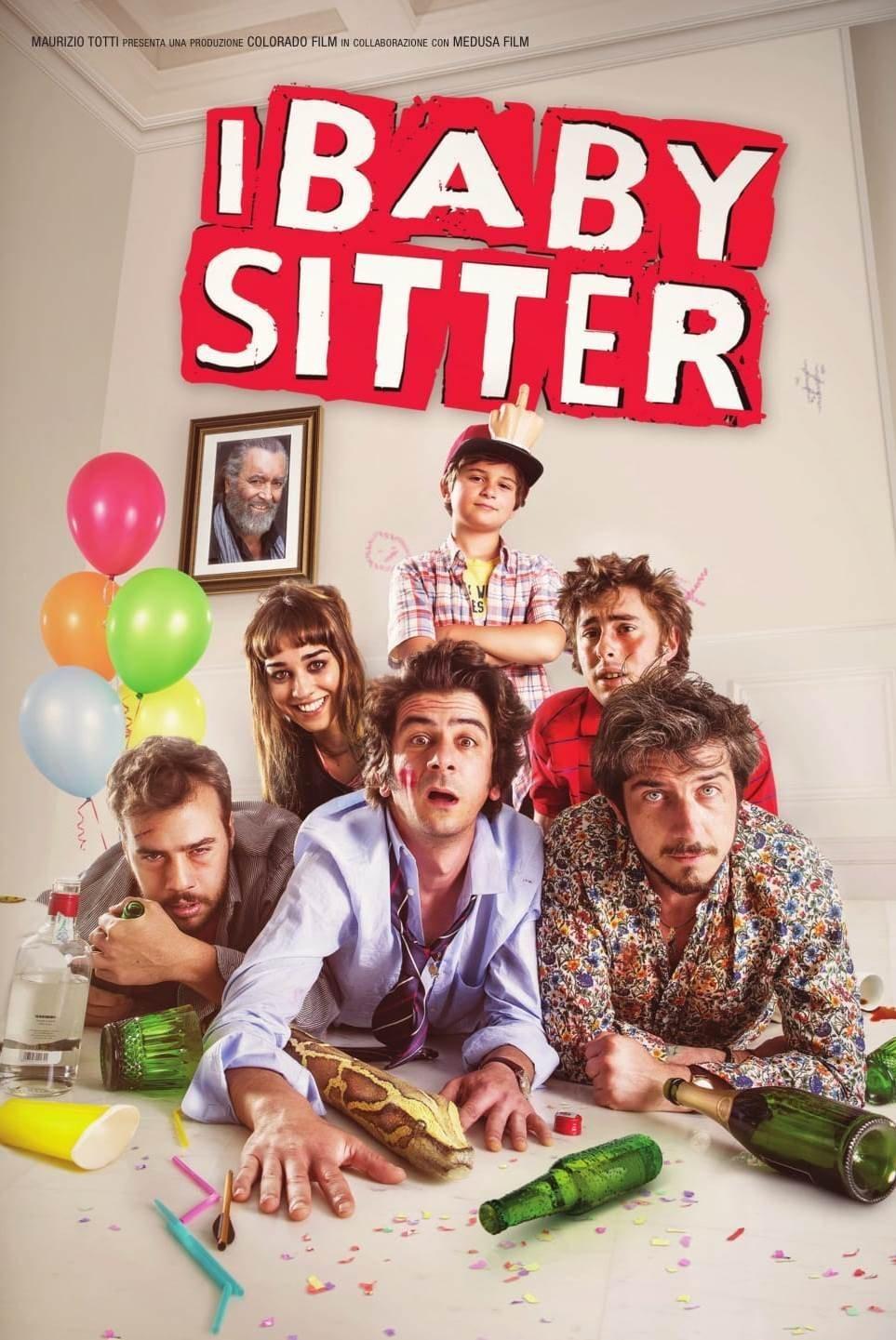 I BABYSITTER (DVD)