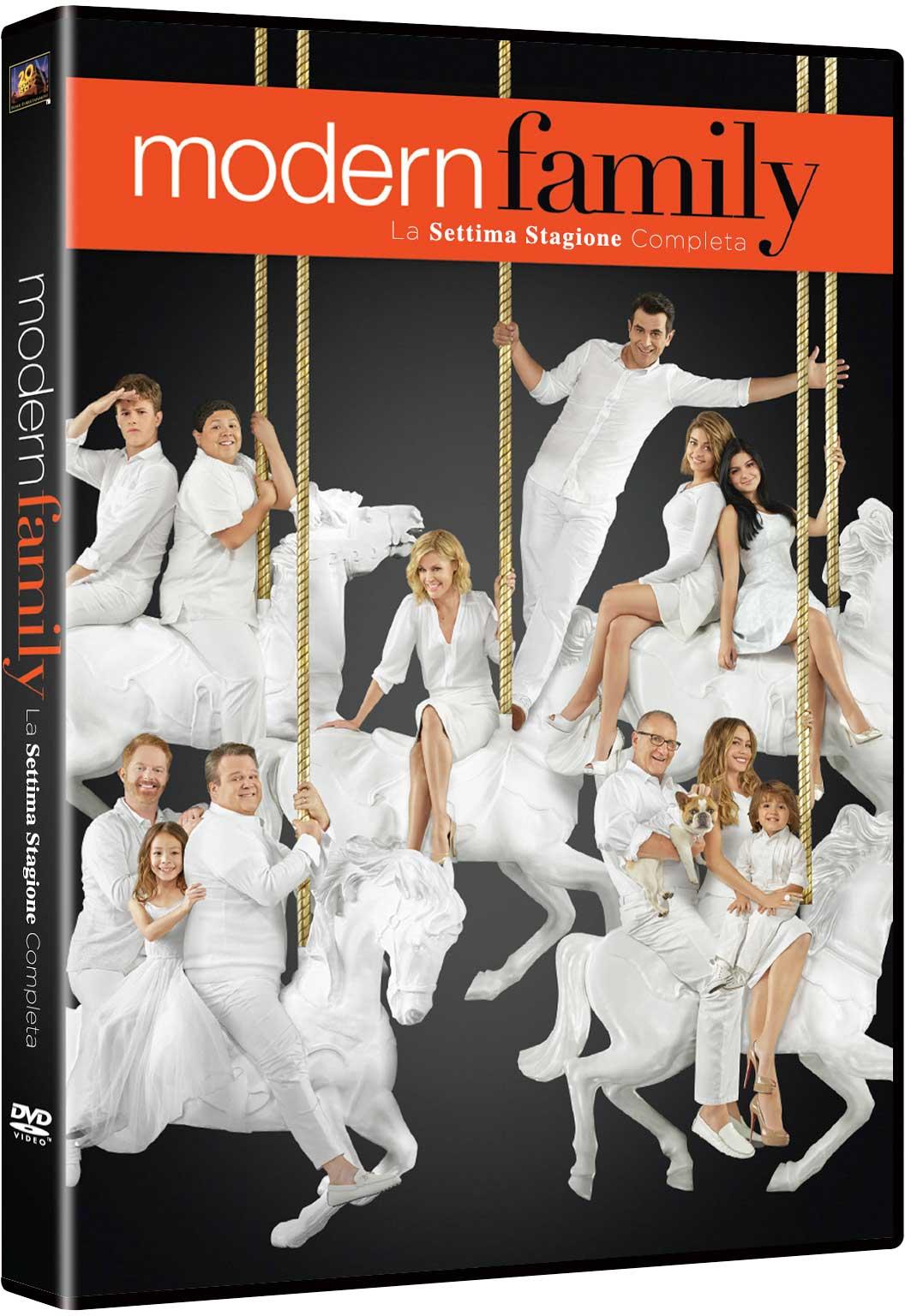 COF.MODERN FAMILY - STAGIONE 07 (3 DVD) (DVD)