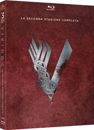 COF.VIKINGS - STAGIONE 02 (3 BLU-RAY)
