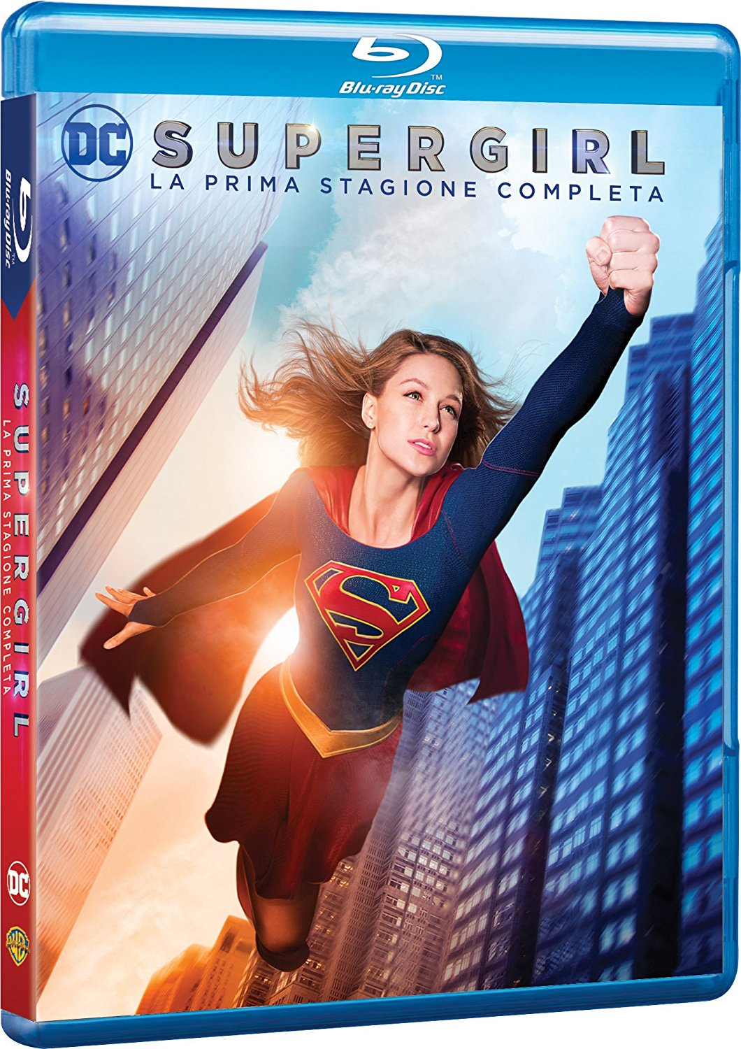 COF.SUPERGIRL - STAGIONE 01 (3 BLU-RAY)