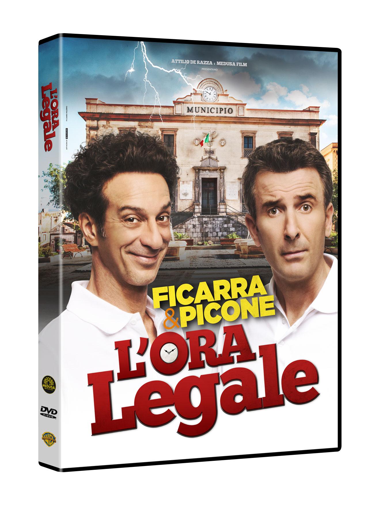 L'ORA LEGALE (DVD)