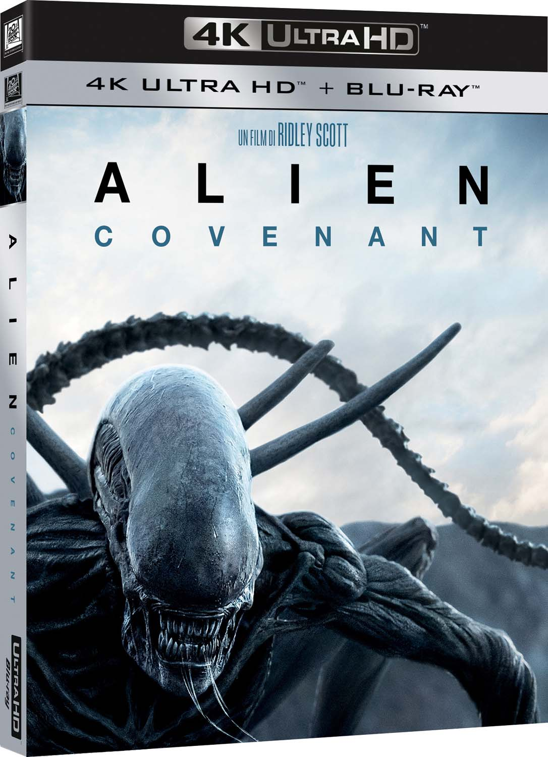 ALIEN: COVENANT (4K ULTRA HD+BLU-RAY)