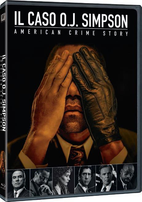 AMERICAN CRIME STORY - IL CASO O.J. SIMPSON (4 DVD) (DVD)