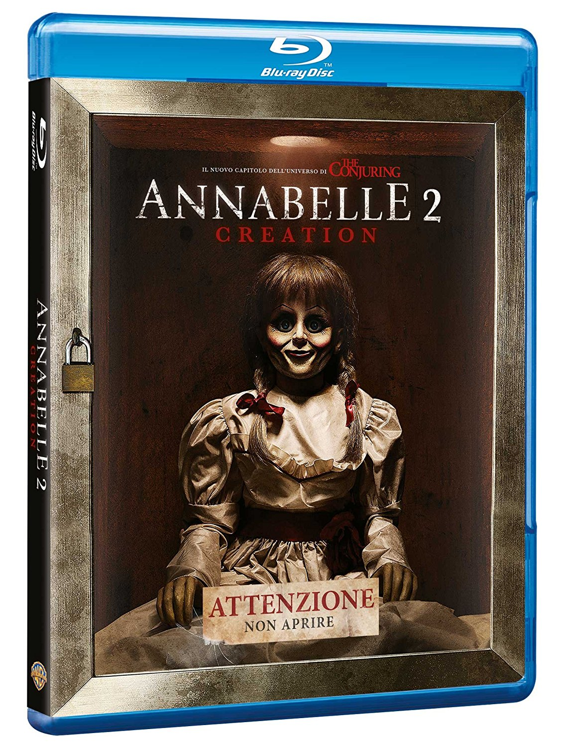 ANNABELLE 2: CREATION - BLU RAY