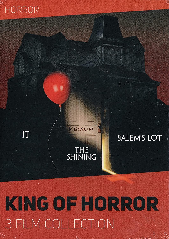 COF.STEPHEN KING (IT - THE SHINING - SALEM'S LOT) (3 DVD) (DVD)