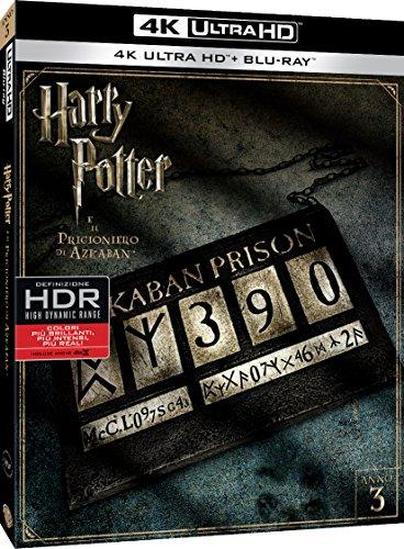 HARRY POTTER E IL PRIGIONIERO DI AZKABAN (4K ULTRA HD+BLU-RAY)
