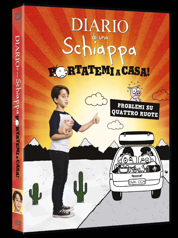DIARIO DI UNA SCHIAPPA - PORTATEMI A CASA! (DVD)