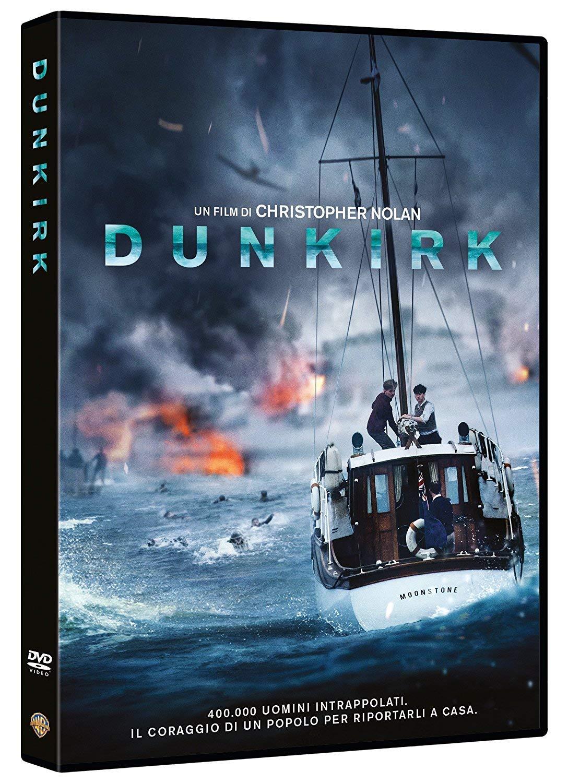 DUNKIRK (DVD)