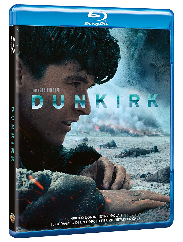 DUNKIRK -BLU RAY