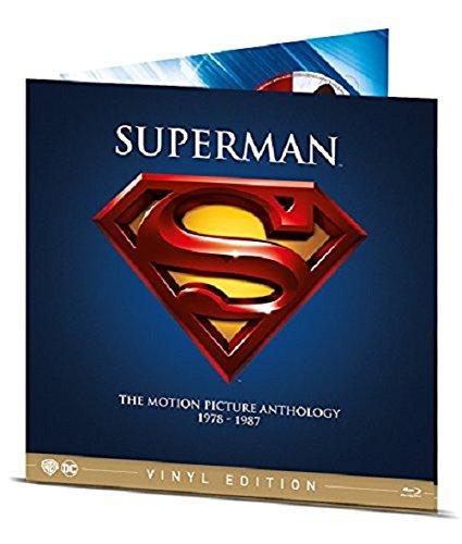 COF.SUPERMAN ANTOLOGIA VINYL EDITION (4 BLU-RAY)