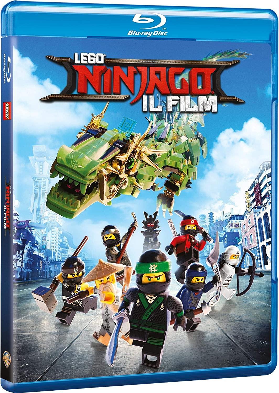 LEGO NINJAGO - IL FILM - BLU RAY