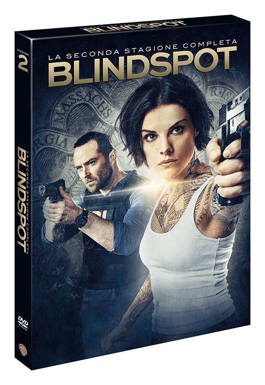 COF.BLINDSPOT - STAGIONE 02 (5 DVD) (DVD)