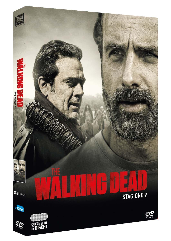COF.THE WALKING DEAD - STAGIONE 07 (5 DVD) (DVD)
