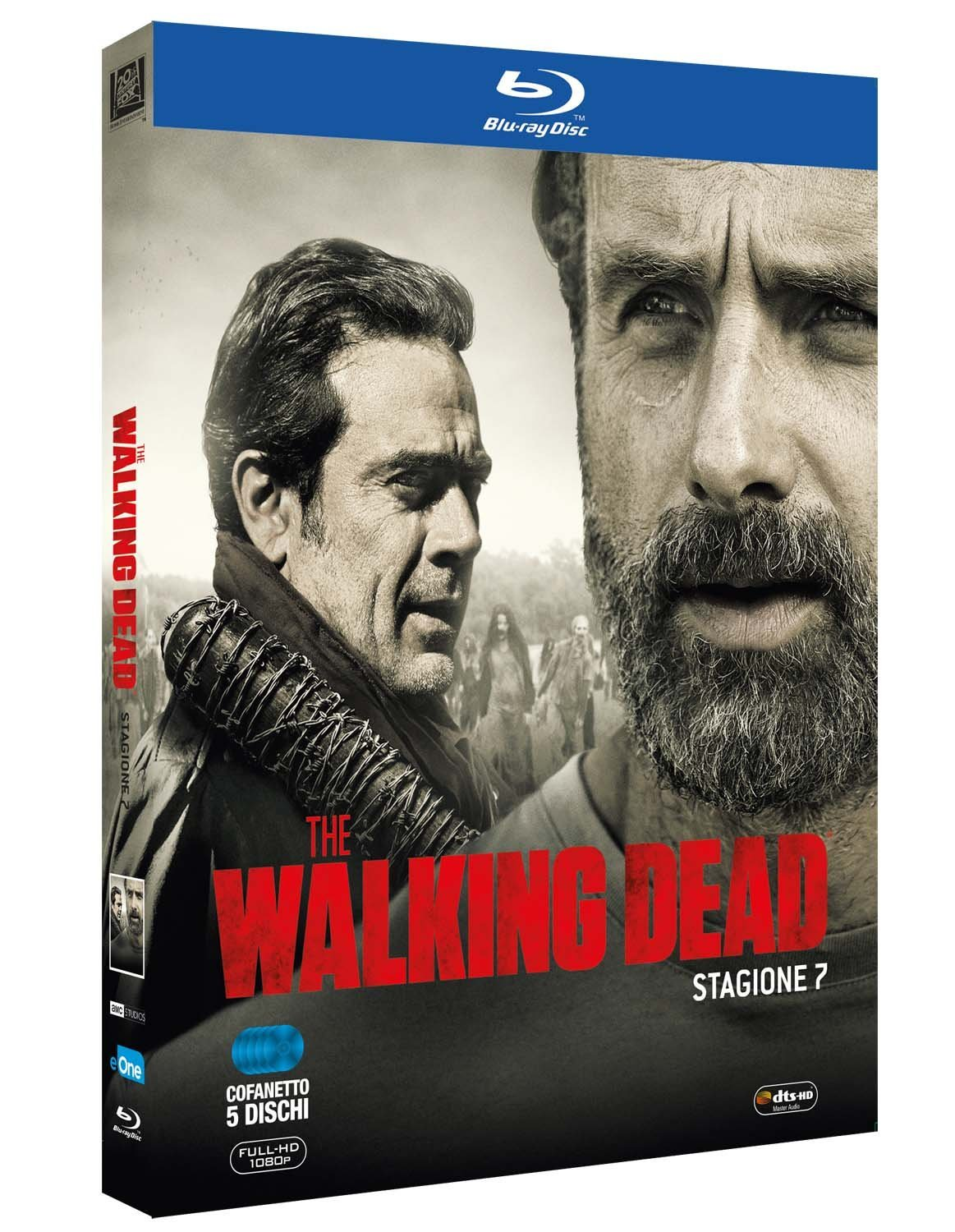COF.THE WALKING DEAD - STAGIONE 07 (5 BLU-RAY)