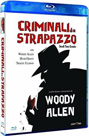 CRIMINALI DA STRAPAZZO - BLU RAY