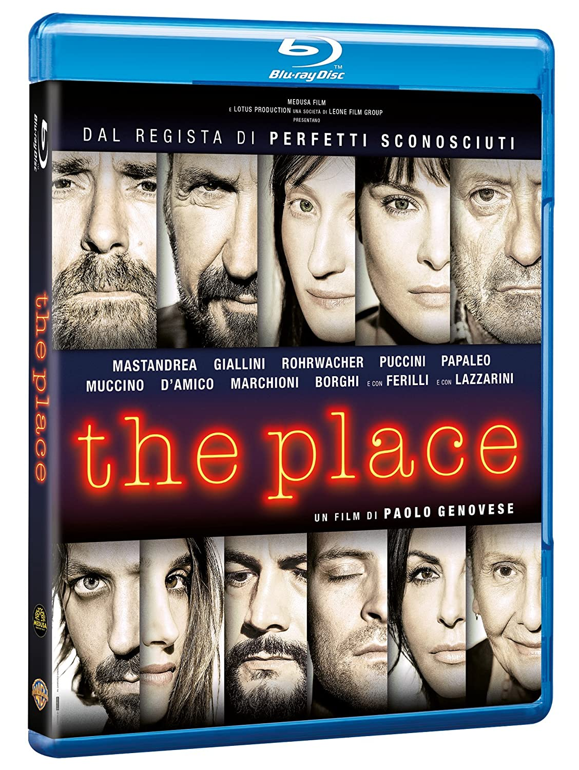 THE PLACE - BLU RAY