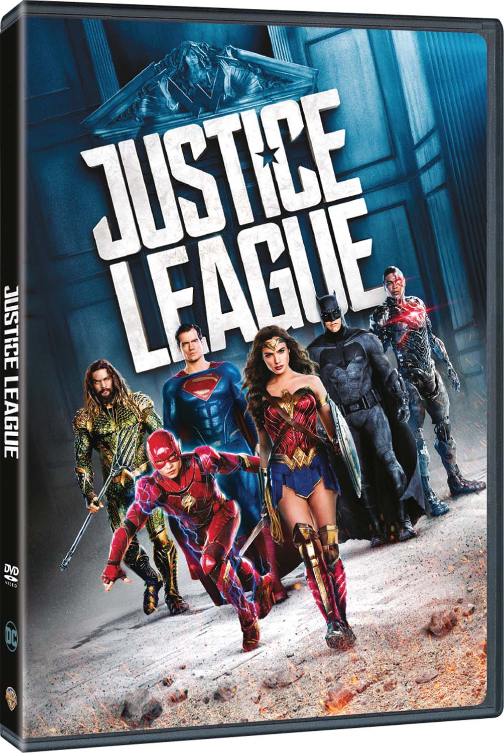 JUSTICE LEAGUE (DVD)