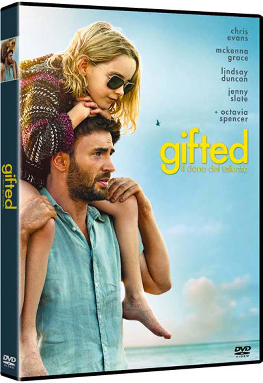GIFTED - IL DONO DEL TALENTO - 2017 (DVD)