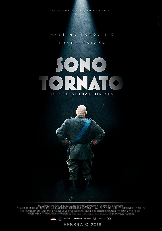 SONO TORNATO (DVD)