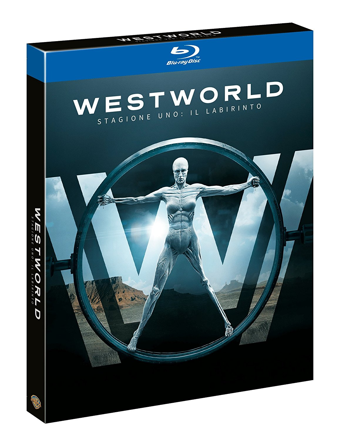 COF.WESTWORLD STAGIONE 1 (3 BLU-RAY)