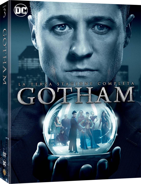 COF.GOTHAM - STAGIONE 03 (6 DVD) (DVD)