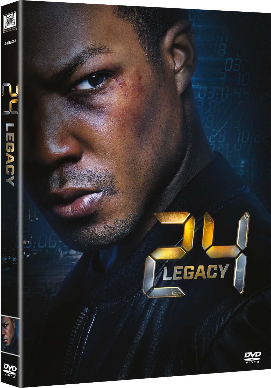 COF.24 LEGACY - STAGIONE 01 (4 DVD) (DVD)