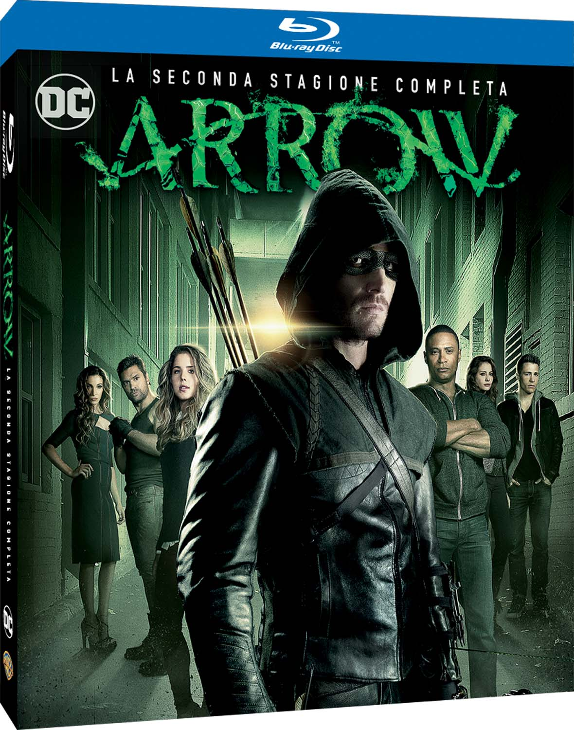 COF.ARROW - STAGIONE 02 (4 BLU-RAY)