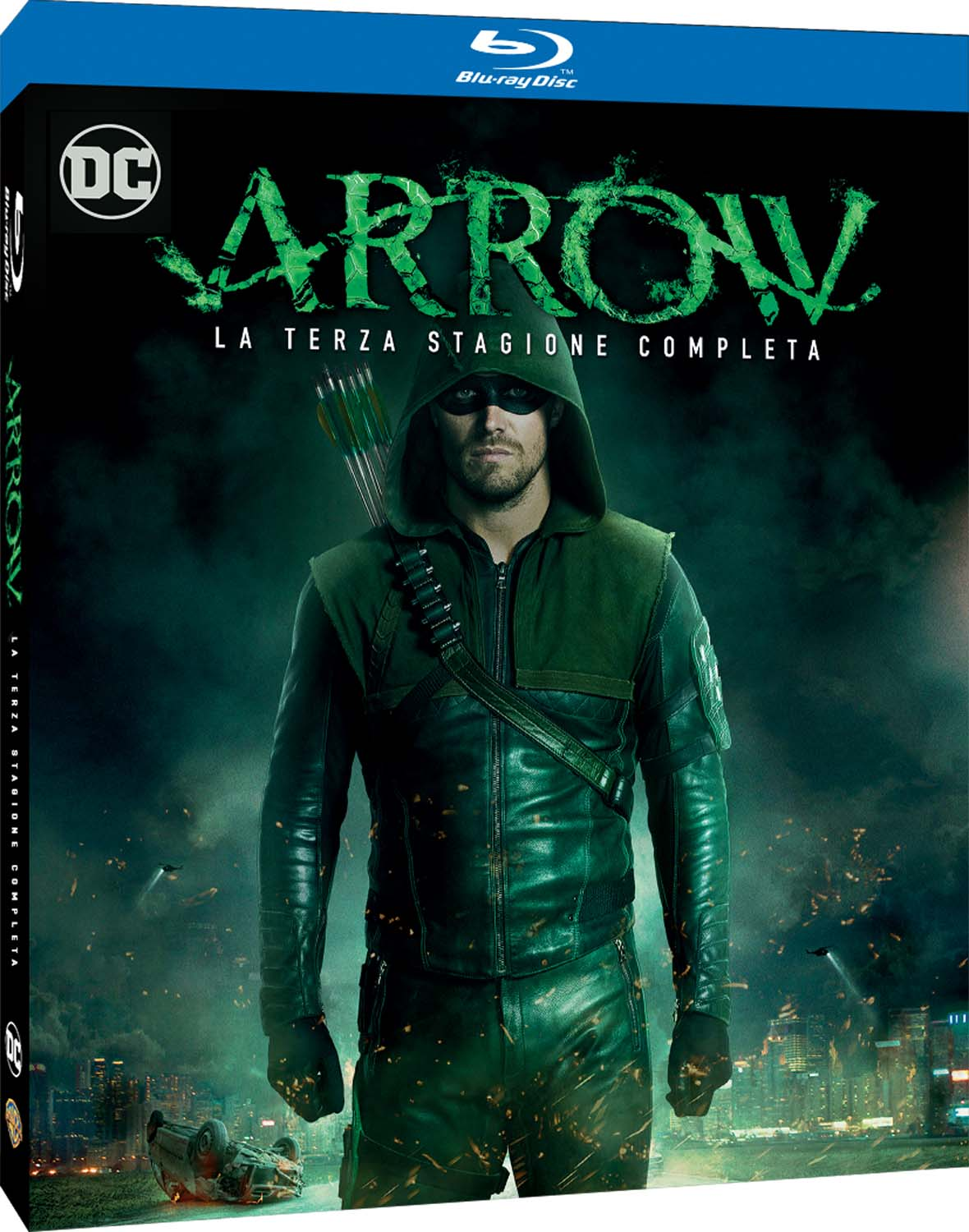 COF.ARROW - STAGIONE 03 (4 BLU-RAY)