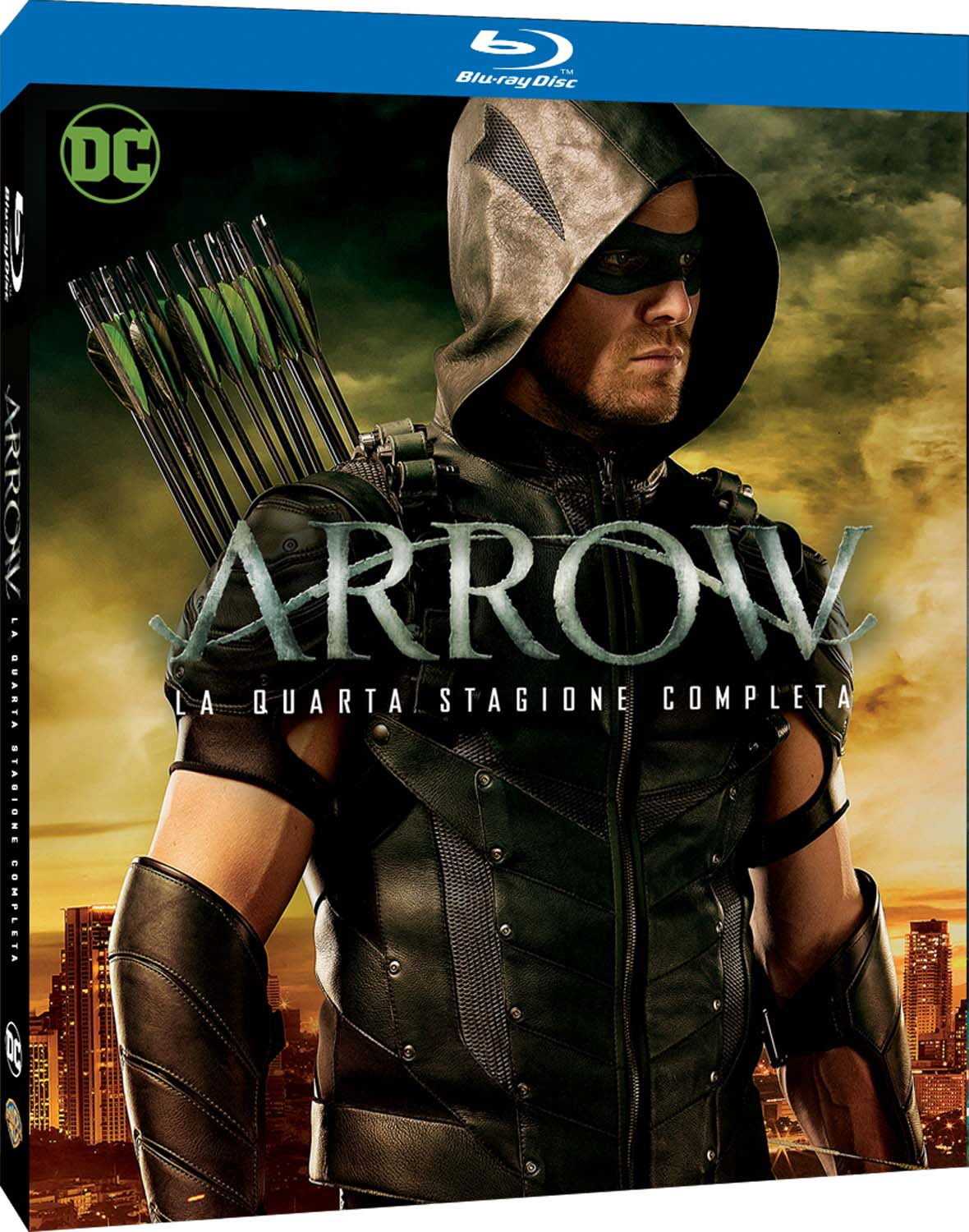 COF.ARROW - STAGIONE 04 (4 BLU-RAY)