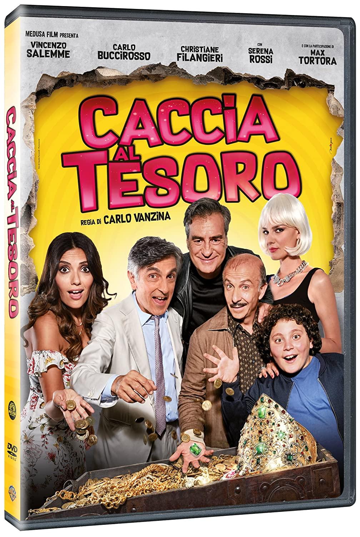 CACCIA AL TESORO (DVD)