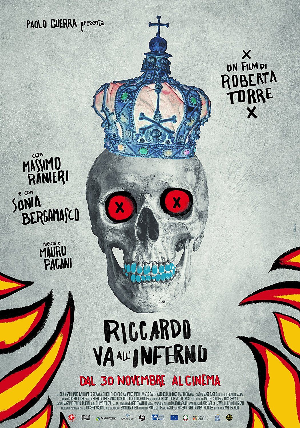 RICCARDO VA ALL'INFERNO (DVD)