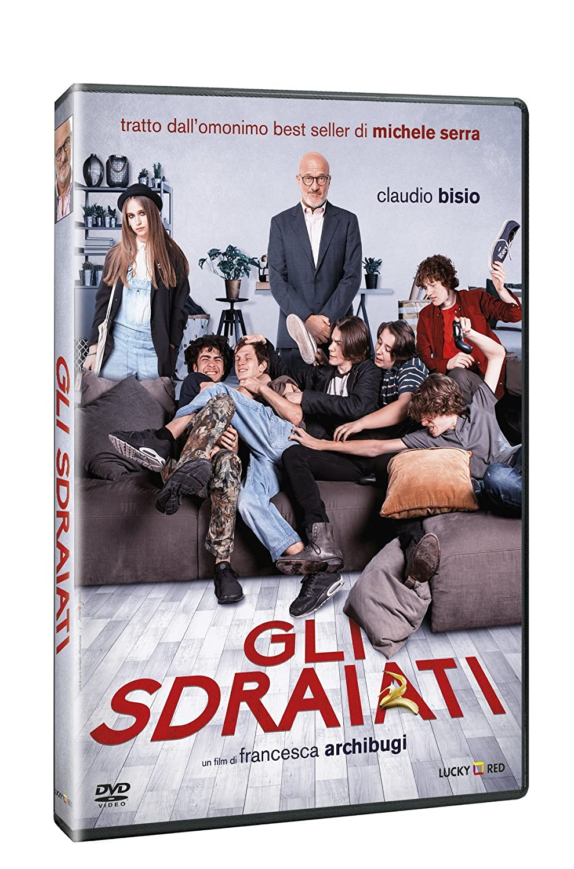 GLI SDRAIATI (DVD)